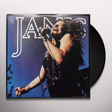 Janis Joplin JANIS Vinyl Record