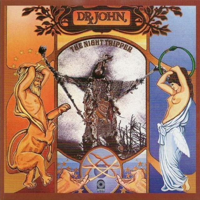 Dr. John SUN MOON & HERBS Vinyl Record
