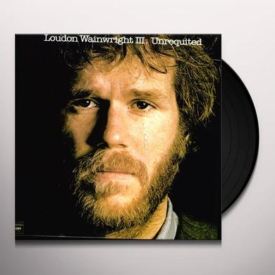 Loudon Iii Wainwright UNREQUITED Vinyl Record