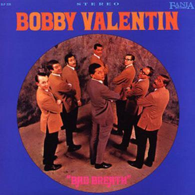 Bobby Valentin BAD BREATH Vinyl Record