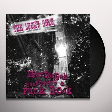 Lucky Ones HEARTBREAK HANGOVERS & PUNK ROCK Vinyl Record