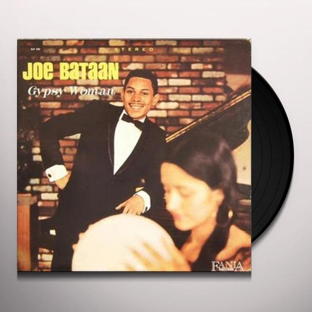 Joe Bataan GYPSY WOMAN Vinyl Record