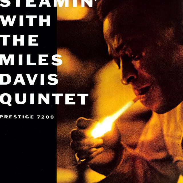 Miles Davis STEAMIN' Vinyl Record