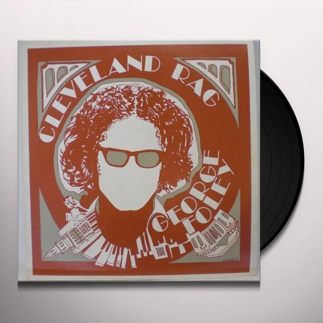 George Foley CLEVELAND RAG Vinyl Record