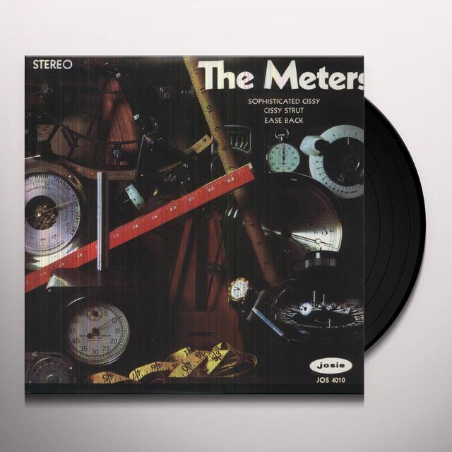 METERS Vinyl Record