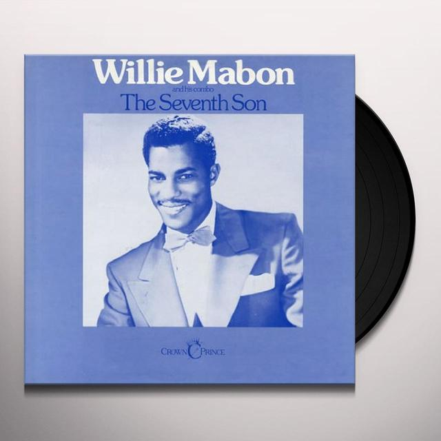 Willie Mabon SEVENTH SON Vinyl Record