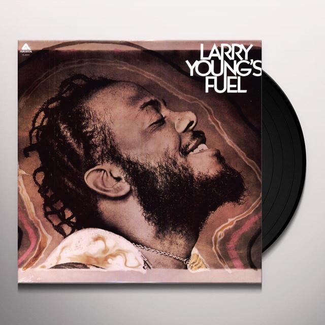 Larry Young FUEL Vinyl Record