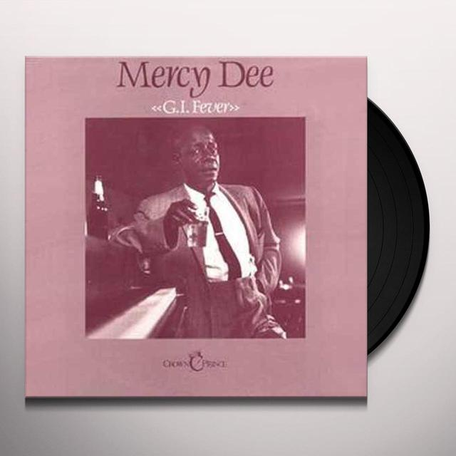 Mercy Dee G.I. FEVER Vinyl Record
