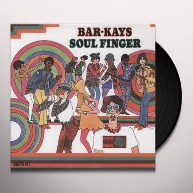Bar-Kays SOUL FINGER Vinyl Record
