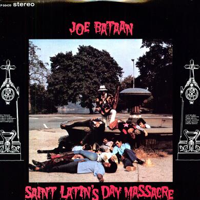Joe Bataan SAINT LATIN'S DAY MASSACRE Vinyl Record