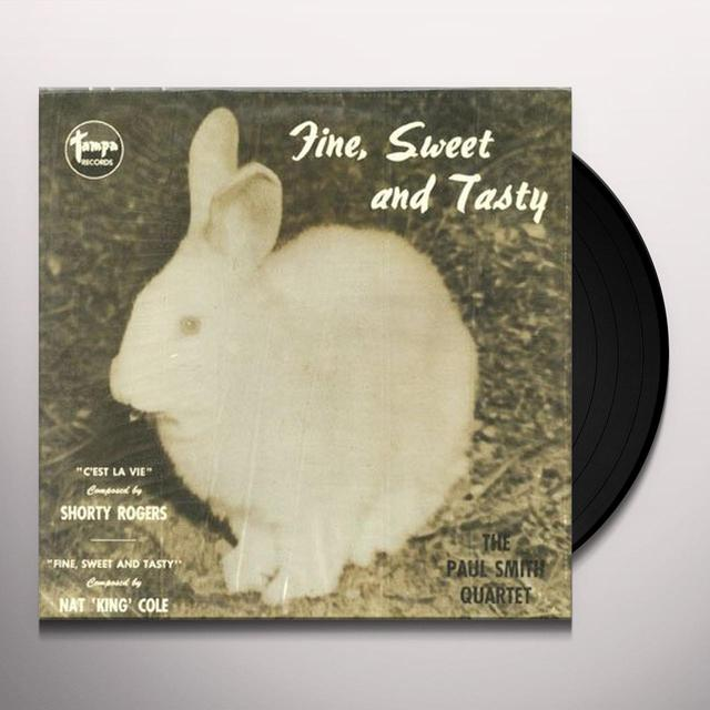 Paul Smith FINE SWEET & TASTY Vinyl Record