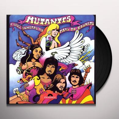 Os Mutantes E SEUS COMETAS NO PAIS DO BAURETS Vinyl Record
