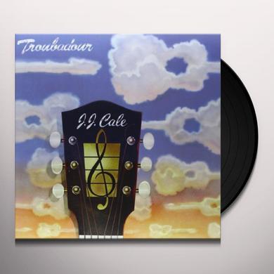 J.J. Cale TROUBADOUR Vinyl Record
