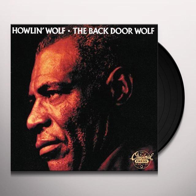Howlin Wolf BACK DOOR WOLF Vinyl Record