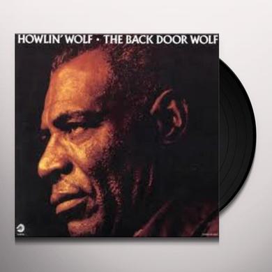 Howlin Wolf BACK DOOR WOLF Vinyl Record