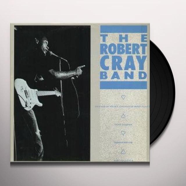 ROBERT CRAY BAND Vinyl Record