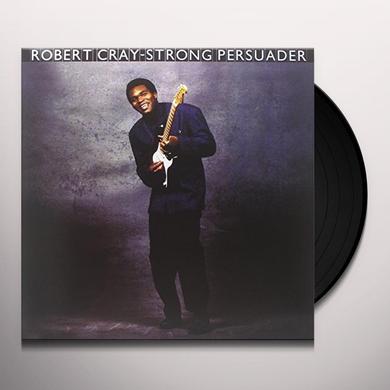 Robert Cray STRONG PERSUADER Vinyl Record