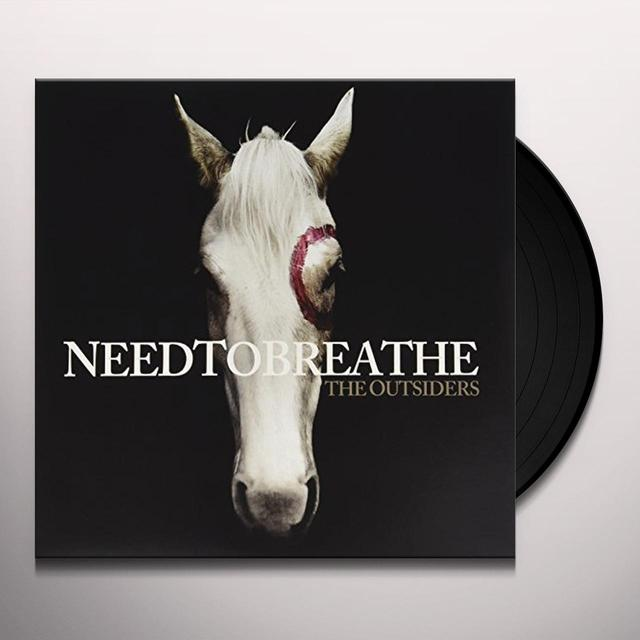 Needtobreathe OUTSIDERS Vinyl Record