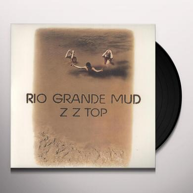 ZZ Top RIO GRANDE MUD Vinyl Record