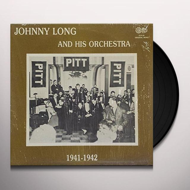 JOHNNY LONG & HIS ORCHESTRA 1941-42 Vinyl Record