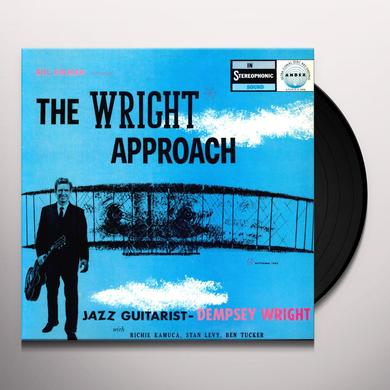Dempsey Wright WRIGHT APPROACH Vinyl Record