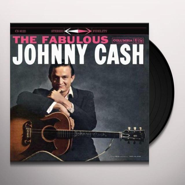 FABULOUS JOHNNY CASH Vinyl Record