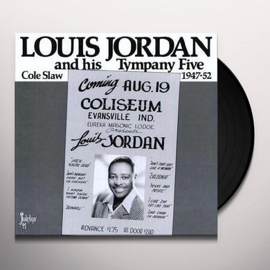 Louis Jordan COLE SLAW Vinyl Record