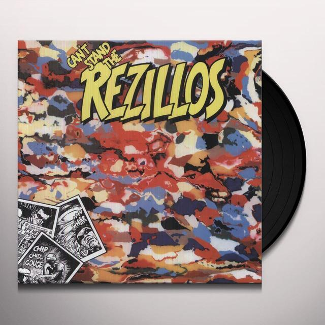 CAN'T STAND THE REZILLOS Vinyl Record