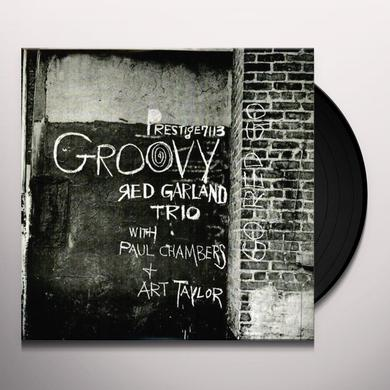 Red Garland GROOVY Vinyl Record