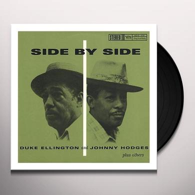Duke Ellington & Johnny Hodges SIDE BY SIDE Vinyl Record