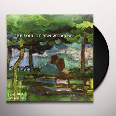 SOUL OF BEN WEBSTER Vinyl Record