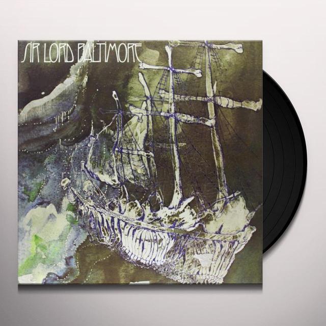 Sir Lord Baltimore KINGDOM COME Vinyl Record
