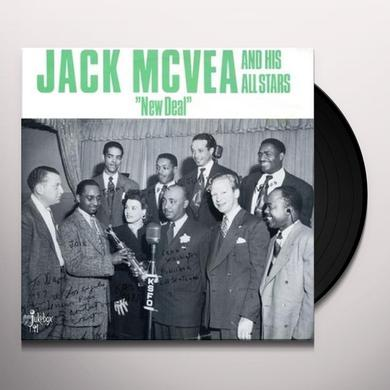 Jack Mcvea NEW DEAL (1944-48) Vinyl Record