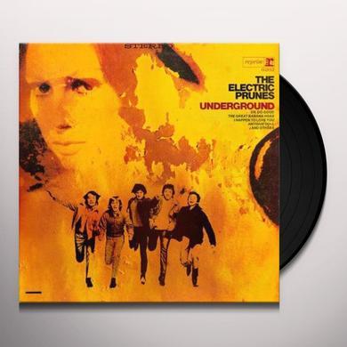 The Electric Prunes UNDERGROUND Vinyl Record