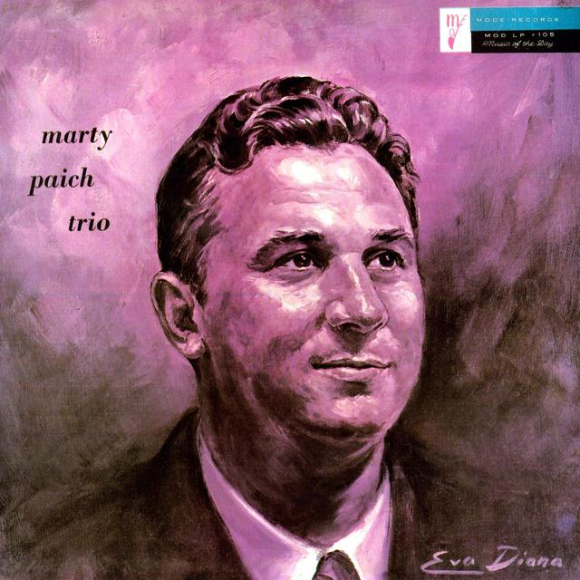 MARTY PAICH TRIO Vinyl Record