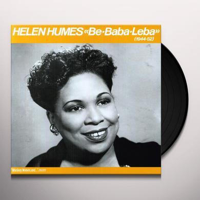 Helen Humes BE-BABA-LEBA Vinyl Record