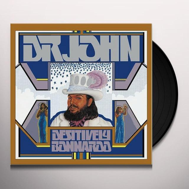 Dr. John DESITIVELY BONNAROO Vinyl Record