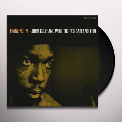 John Coltrane TRANEING IN Vinyl Record
