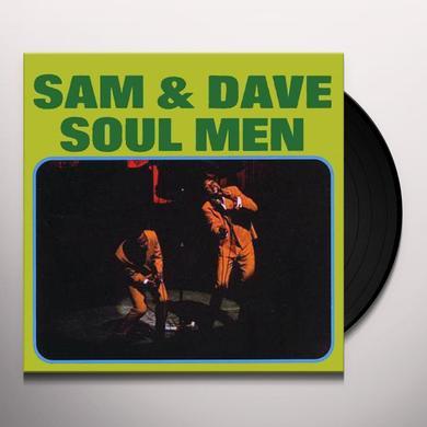 Sam & Dave SOUL MEN Vinyl Record