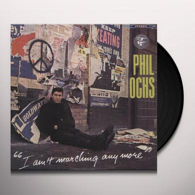 Phil Ochs AIN'T MARCHING ANYMORE Vinyl Record