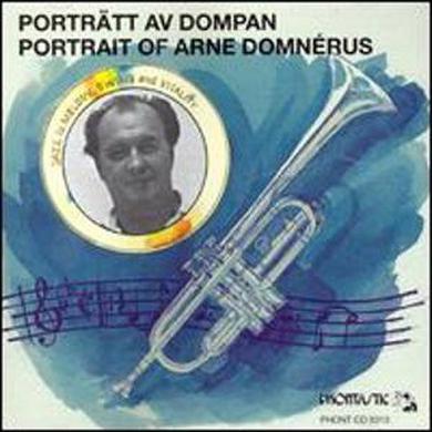 Arne Domnerus PORTRAIT OF PORTER Vinyl Record