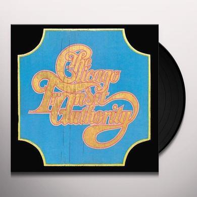 CHICAGO TRANSIT AUTHORITY Vinyl Record