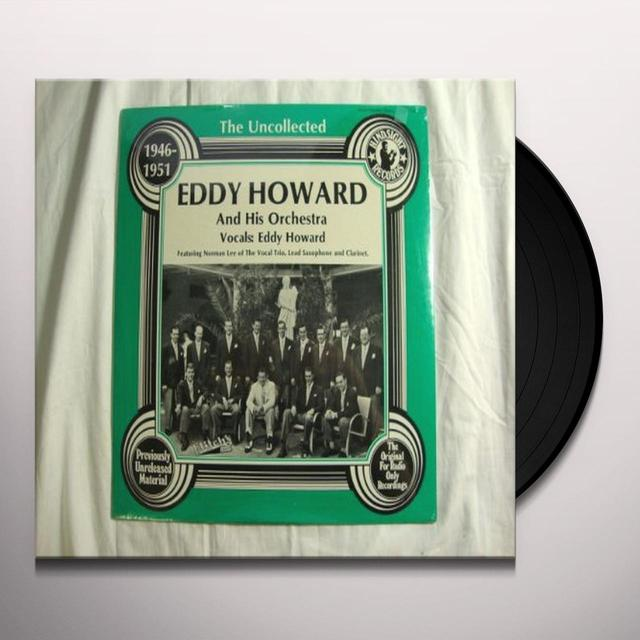 EDDY HOWARD & HIS ORCHESTRA Vinyl Record