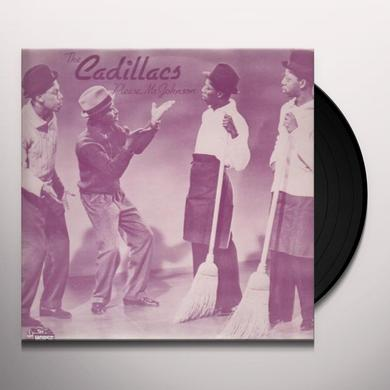 Cadillacs PLEASE MR. JOHNSON Vinyl Record