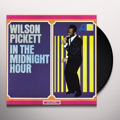 Wilson Pickett IN THE MIDNIGHT HOUR Vinyl Record