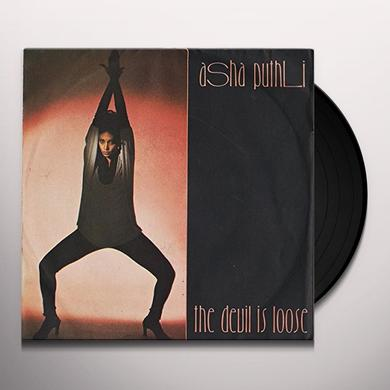 Asha Puthli DEVIL IS LOOSE Vinyl Record