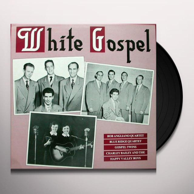 WHITE GOSPEL / VARIOUS Vinyl Record