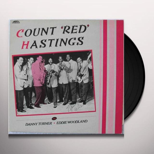 COUNT RED HASTINGS Vinyl Record
