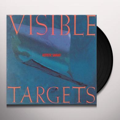 Visible Targets AUTISTIC SAVANT Vinyl Record
