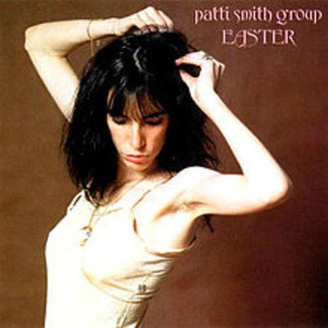 Patti Smith EASTER Vinyl Record